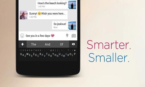 Minuum Android Keyboard App
