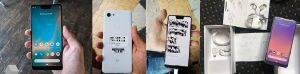 Google Pixel 3 XL Leaked Photos